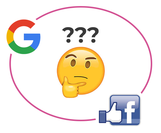 Facebook ads è meglio di Google ads?